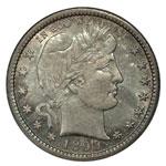 Barber Quarters - Barber Quarter Dollar - Barber 25C