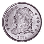 Capped Bust Half Dimes