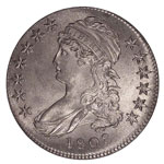Capped Bust Half Dollars - CBH - Capped Bust Halves - Capped Bust 50C