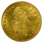 Draped Bust $10 - Draped Bust Eagle - Draped Bust Ten Dollar