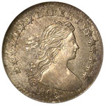 Draped Bust Half Dimes - Early Half Dimes - Early H10C