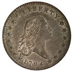 Flowing Hair Half Dollars