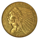Indian Head $2.50 - Indian Head Quarter Eagle