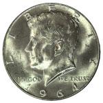 Kennedy Half Dollars - Kennedy Halves - Kennedy 50C