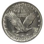 Standing Liberty Quarters - SLQ - Standing Liberty 25C - Standing Liberty Quarter Dollar