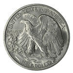Walking Liberty Half Dollars - Walking Liberty Halves - Walking Liberty 50C