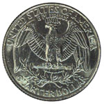 Washington Quarters - Washington 25C - Washington Quarter Dollar