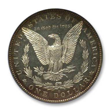 NGC - Jack Lee 1883 Dollar Rev