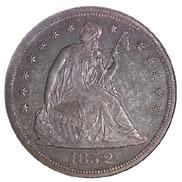 1852 RESTRIKE S$1