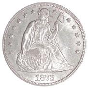 1872 S S$1