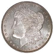 1892 S S$1