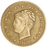 1880 COILED HAIR $4