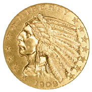 1909  $5