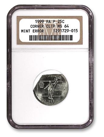 NGC - Erorrs 1999 P Pennsylvania