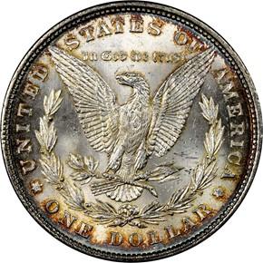 1878 8TF S$1 MS reverse