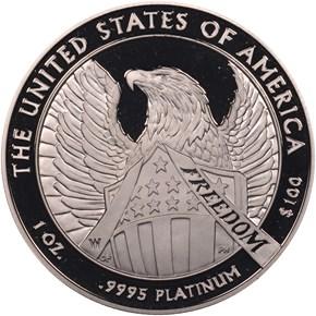 2007 W EAGLE P$100 PF reverse