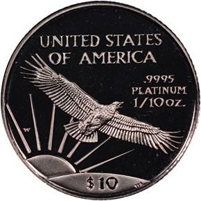 1997 W EAGLE P$10 PF reverse