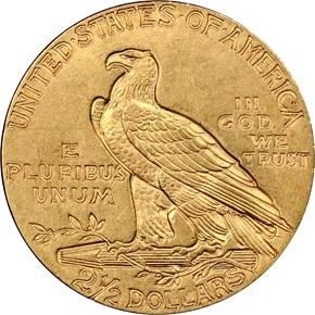 1929 $2.5 MS reverse