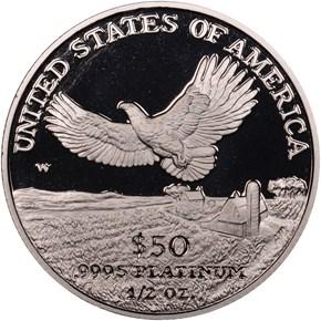 2000 W EAGLE P$50 PF reverse
