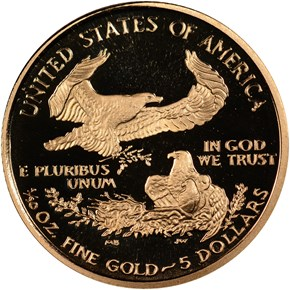 2001 W EAGLE G$5 PF reverse
