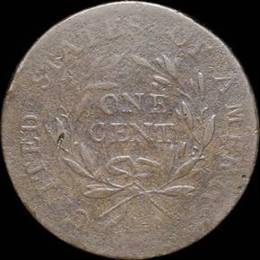 1794 HEAD OF 93 1C MS reverse
