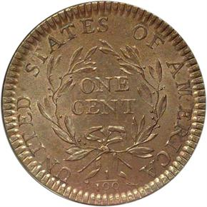 1794 HEAD OF 94 1C MS reverse