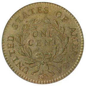 1795 LETTER EDGE 1C MS reverse