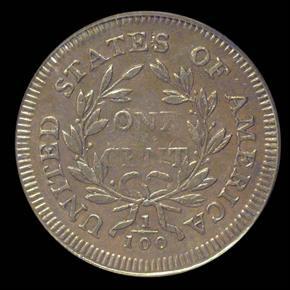 1798/7 1C MS reverse