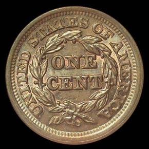 1851 1C MS reverse