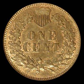 1873 CLOSED 3 1C MS reverse