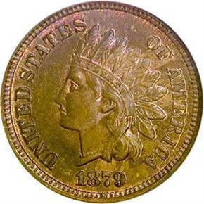 1879 1C MS obverse