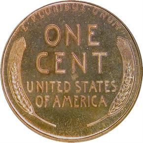 1951 1C PF reverse