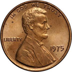 1975 1C MS obverse