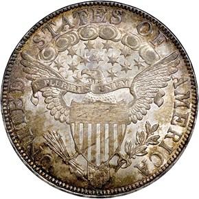 1805/4 50C MS reverse