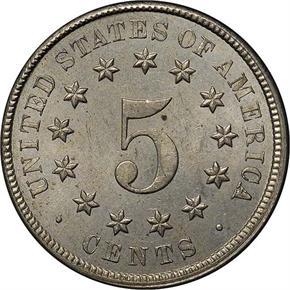 1881 5C MS reverse