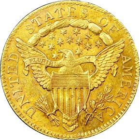 1905 10C MS reverse