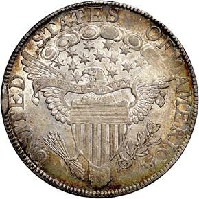 1806/9 50C MS reverse