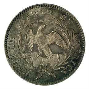 1796 10C SP reverse