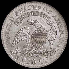 1820 10C MS reverse