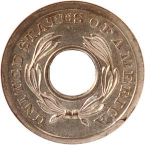 (1851) J-127 1C PF obverse