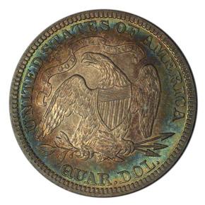 1889 25C MS reverse