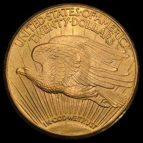 1930 S $20 MS reverse