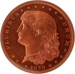 1879 J-1609 S$1 PF obverse