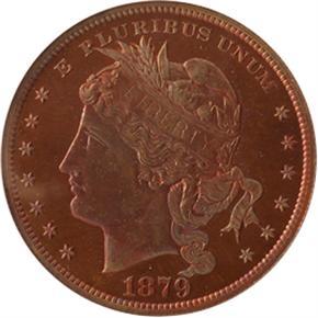 1879 J-1628 S$1 PF obverse