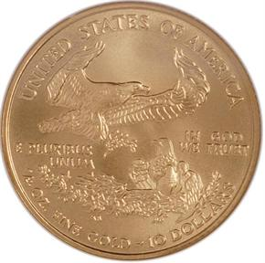 2007 EAGLE G$10 MS reverse