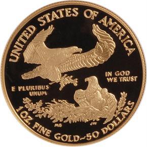 1996 W EAGLE G$50 PF reverse