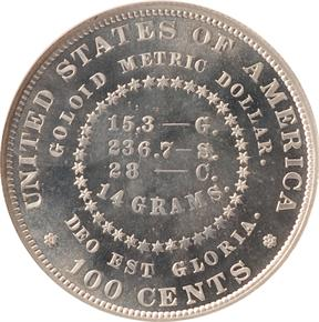 1880 J-1653 S$1 PF reverse