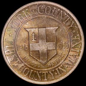 1936 YORK 50C MS obverse