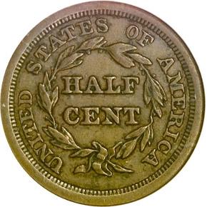1851 C-1 1/2C MS reverse