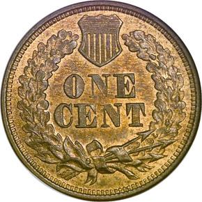 1869 1C MS reverse